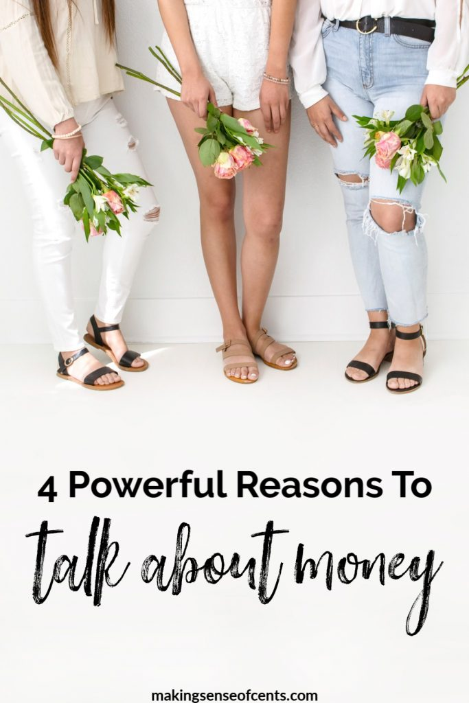 Every so often, I hear from someone who says that I shouldn't talk about money so openly, as they believe it is rude, distasteful, vulgar… I could go on and on. #talkaboutmoney #moneymanagementtips