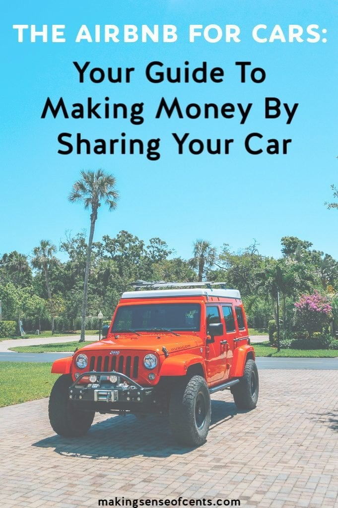Did you know that you can share your car with travelers on a daily, weekly, or even on a long-term basis and make extra money? I'm talking about listing your car and making money on Turo, which is like Airbnb for cars. #makingmoneyonturo #makeextramoney #rentyourcar