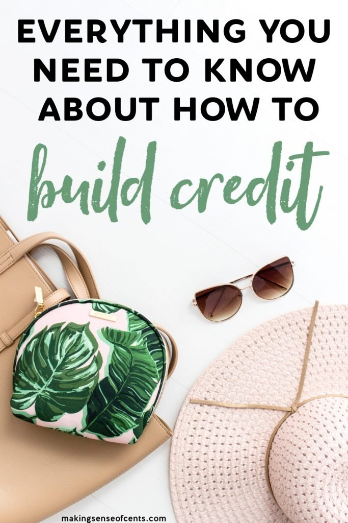 Everything You Need To Know About How To Build Credit #howtobuildcredit #moneymanagementtips
