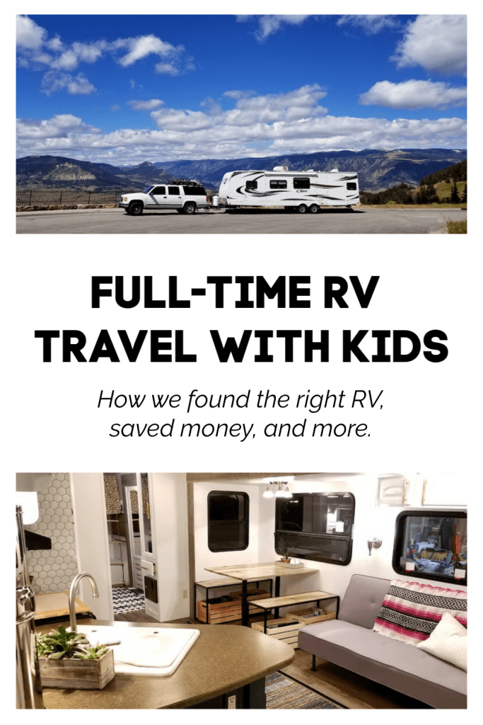 Full-Time RV Travel With Kids – Are They Crazy? #fulltimeRV #fulltimervfamily #rvlife #vanlife