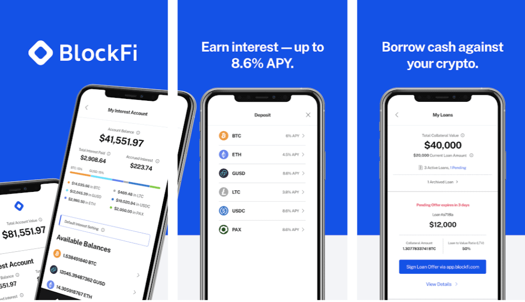 blockfi app review