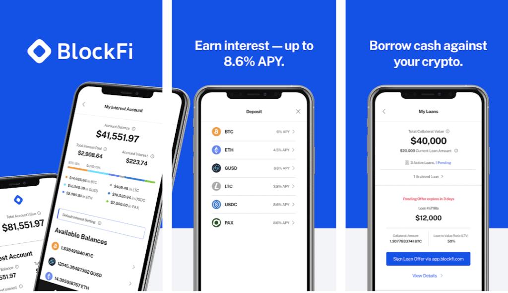 blockfi app review