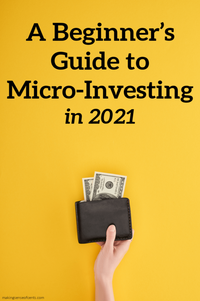 what is micro investing