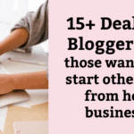 15+ Crazy Deals For Bloggers and Those Wanting To Work From Home