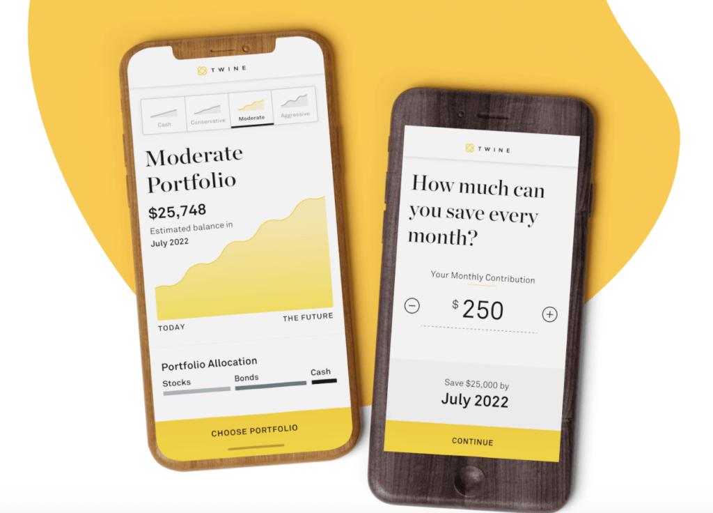twine app investing