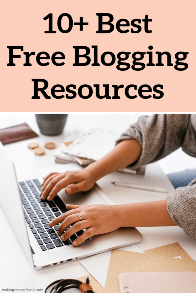 best free blogging resources