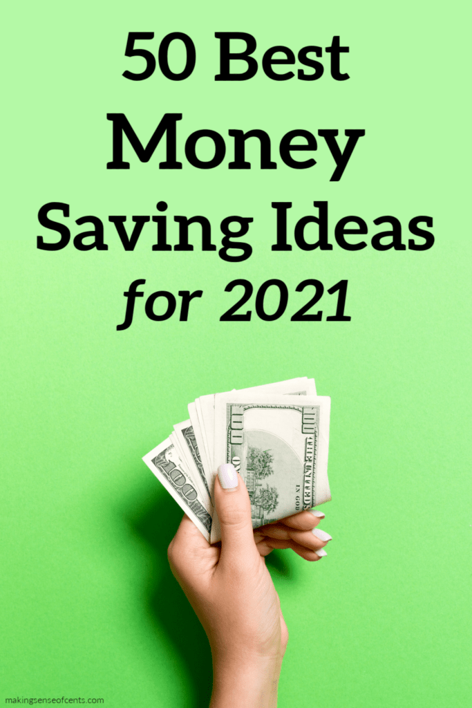 money saving ideas