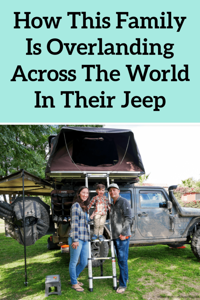 jeep overlanding with family