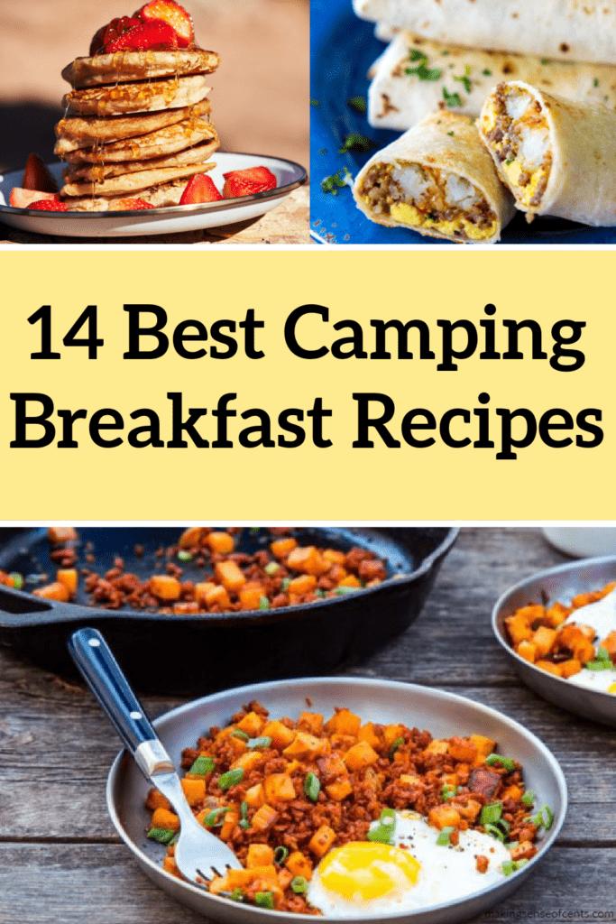 Las mejores recetas de desayuno para acampar