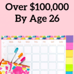 How We Saved Over $100,000 By Age 26